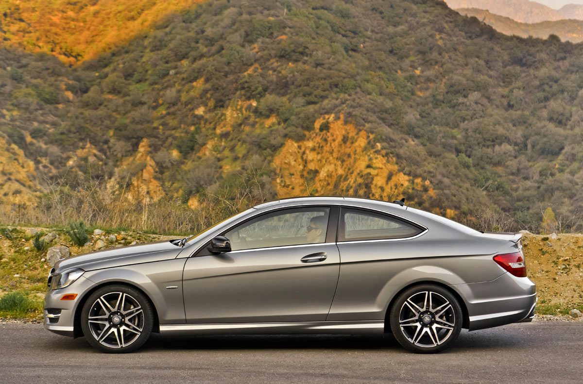 mercedes c250 coupe 2013 the image kid