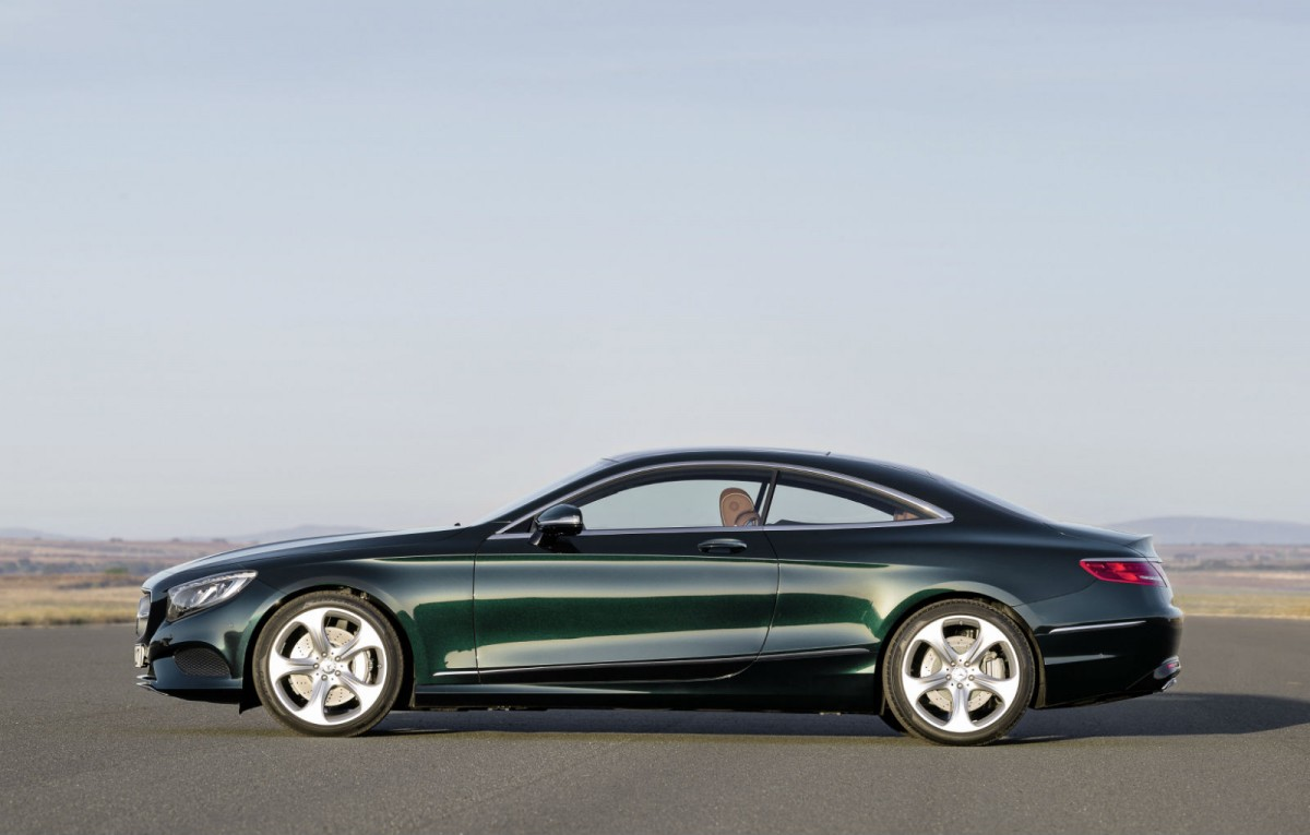 2014 mercedes benz s class coupe revealed 3xvideo for Mercedes benz s500 2014