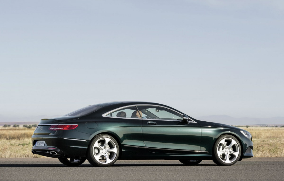 Car reviews and ratings pictures and videos of cars for Mercedes benz s class coupe 2014