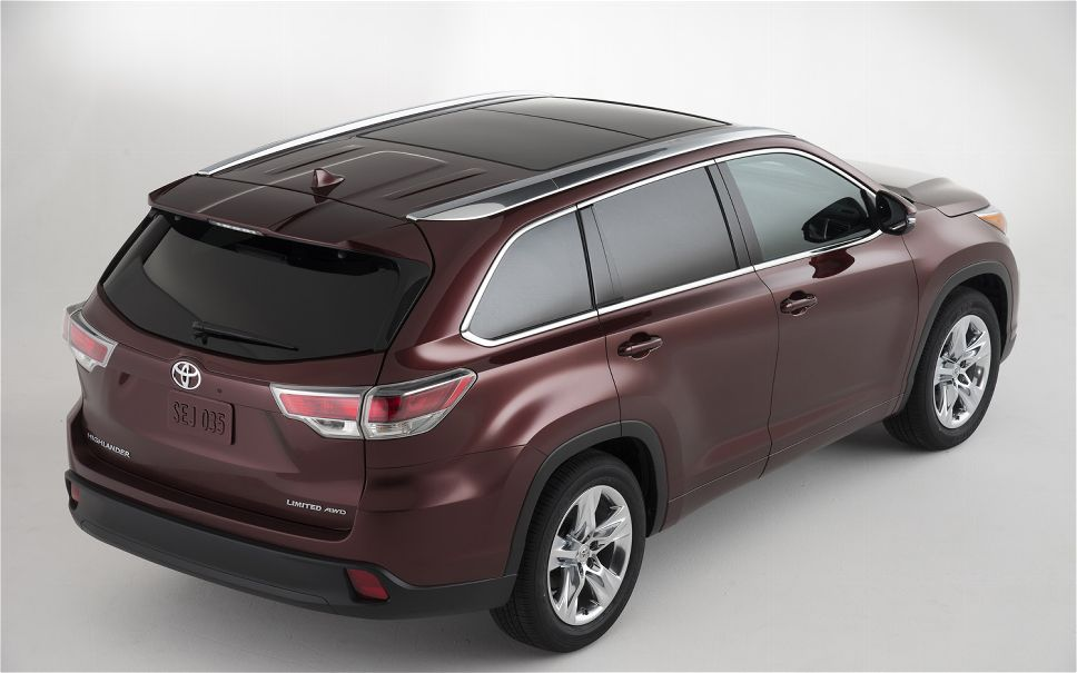 2015 toyota highlander carpower360. Black Bedroom Furniture Sets. Home Design Ideas