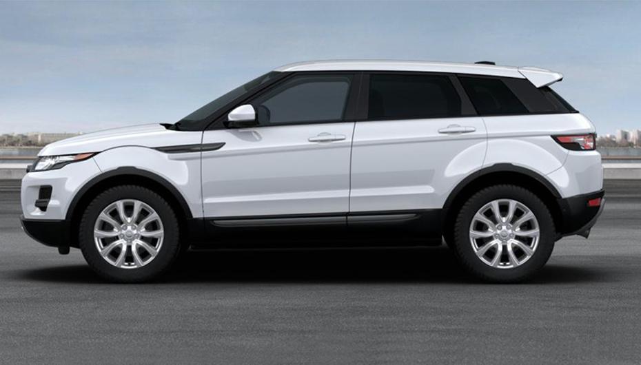 2014 range rover evoque carpower360. Black Bedroom Furniture Sets. Home Design Ideas