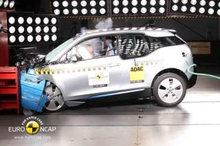2014 BMW i3 EuroNCAP