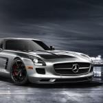 2015 Mercedes-Benz SLS-Class