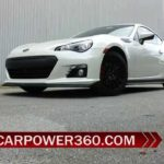 2015 Subaru BRZ series blue video