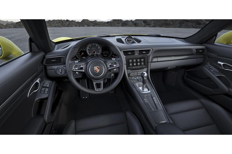 2016 Porsche 911 Turbo And 911 Turbo S Revealed Carpower360 Carpower360