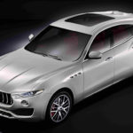 2016 Maserati Levante geneva