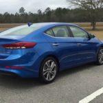 Prueba Hyundai Elantra 2017