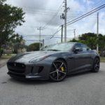 2016 Jaguar F Type R