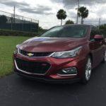 Fotos Chevrolet Cruze