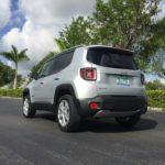Jeep Renegade fotos
