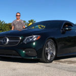 Mercedes Benz E450 4Matic Coupe 2019